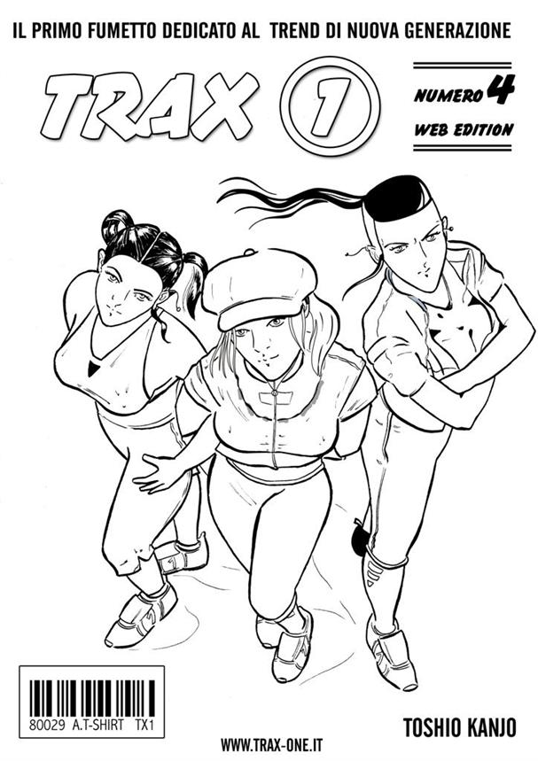 manga trax one volume 4 images