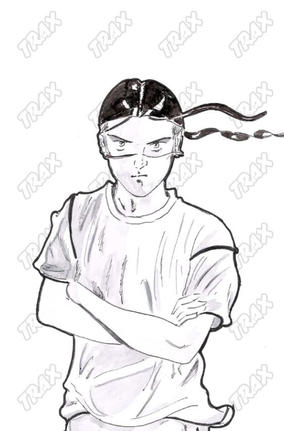 i personaggi di trax one manuel images
